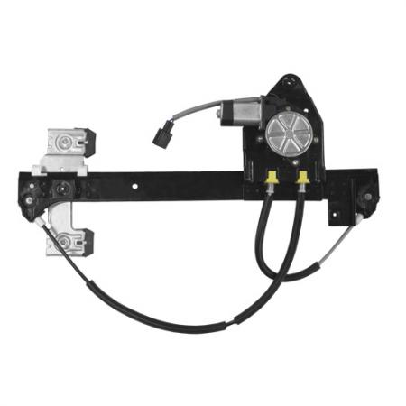 Rear Right Window Regulator with Motor for Saab 9-7X 2005-09 - Rear Right Window Regulator with Motor for Saab 9-7X 2005-09