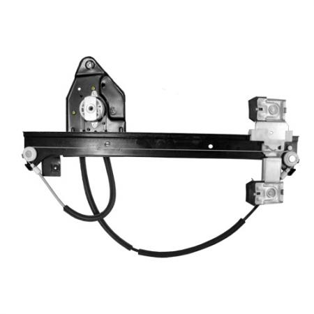 Ascender 2003-2009 Rear Right Window Regulator - Window Regulator