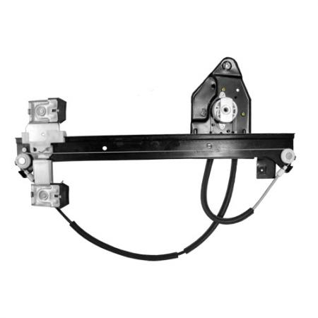 Ascender 2003-2009 Rear Left Window Regulator - Window Regulator