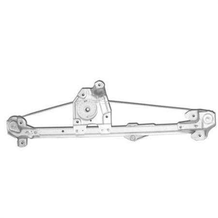 Rear Right Window Regulator without Motor for Vauxhall Astra G 1998-04 - Rear Right Window Regulator without Motor for Vauxhall Astra G 1998-04