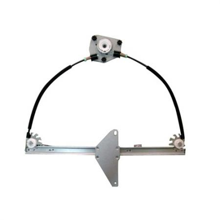 Front Left Window Regulator without Motor for Citroen C3 Picasso 2009-17 - Front Left Window Regulator without Motor for Citroen C3 Picasso 2009-17
