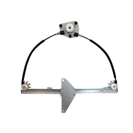Front Right Window Regulator without Motor for Citroen C4 2-Door 2004-10 - Front Right Window Regulator without Motor for Citroen C4 2-Door 2004-10