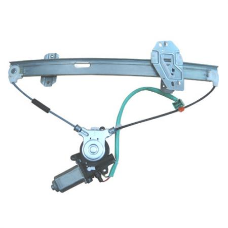 Front Left Window Regulator and Motor Assembly for Acura RL 2002-04 - Front Left Window Regulator and Motor Assembly for Acura RL 2002-04