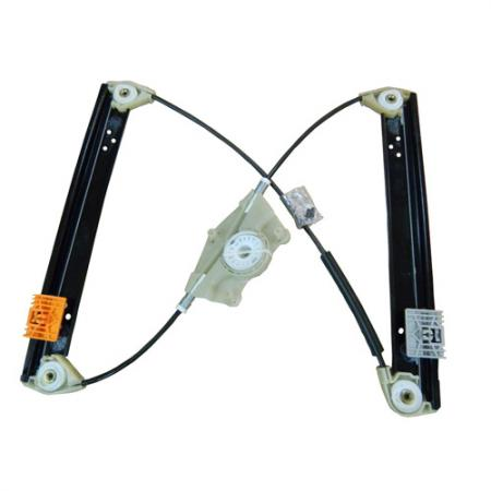 Cayenne 2003-10 Rear Left Window Regulator - Window Regulator