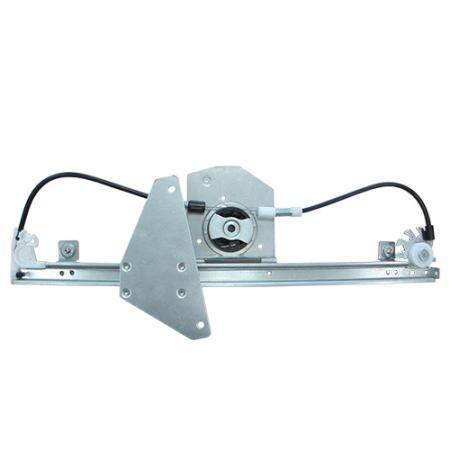 Front Left Window Regulator without Motor for Peugeot 107 2005-14 - Front Left Window Regulator without Motor for Peugeot 107 2005-14