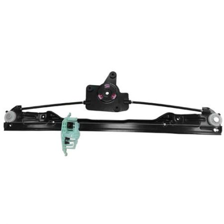Rear Right Window Regulator without Motor for Fiat Idea 2003-07 - Rear Right Window Regulator without Motor for Fiat Idea 2003-07