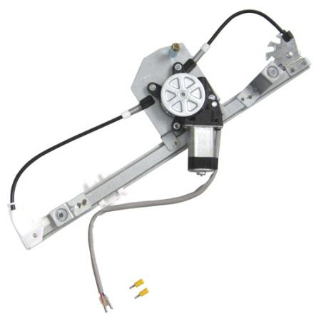 Front Right Window Regulator with Motor for Fiat Punto 1999-12 - Front Right Window Regulator with Motor for Fiat Punto 1999-12
