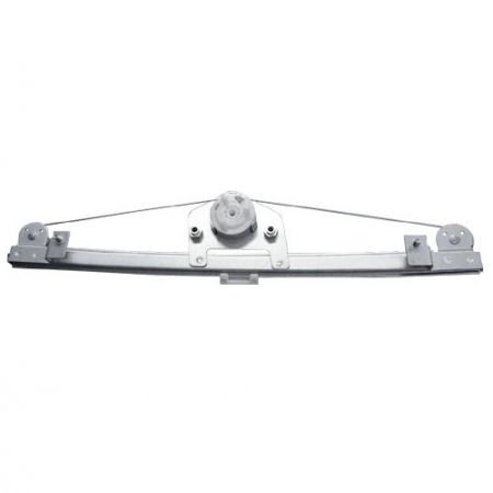 Front Left Window Regulator without Motor for Fiat Punto 2005-11 - Front Left Window Regulator without Motor for Fiat Punto 2005-11