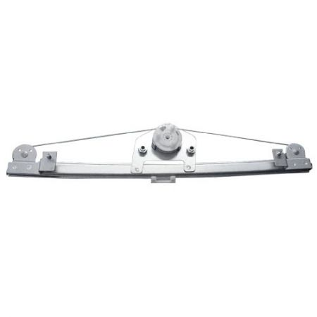 Front Right Window Regulator without Motor for Fiat Punto 2005-11 - Front Right Window Regulator without Motor for Fiat Punto 2005-11