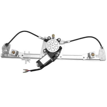 Front Right Window Regulator with Motor for Fiat Punto 2005-11 - Front Right Window Regulator with Motor for Fiat Punto 2005-11