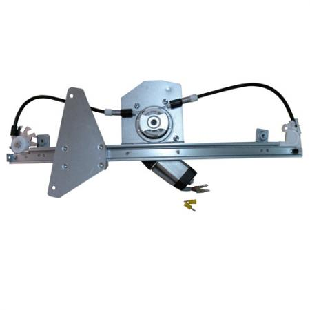 Front Right Window Regulator with Motor for Peugeot 107 2005-14 - Front Right Window Regulator with Motor for Peugeot 107 2005-14