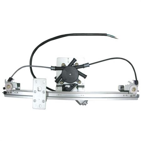 Front Left Window Regulator with Motor for Dacia Logan 2004-12 - Front Left Window Regulator with Motor for Dacia Logan 2004-12