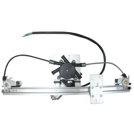 Front Right Window Regulator with Motor for Dacia Logan 2004-12 - Front Right Window Regulator with Motor for Dacia Logan 2004-12