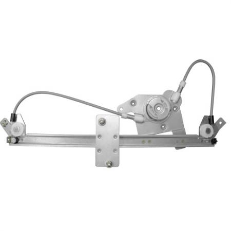Front Left Window Regulator without Motor for Smart City Coupe, Fortwo 1998-07 - Front Left Window Regulator without Motor for Smart City Coupe, Fortwo 1998-07