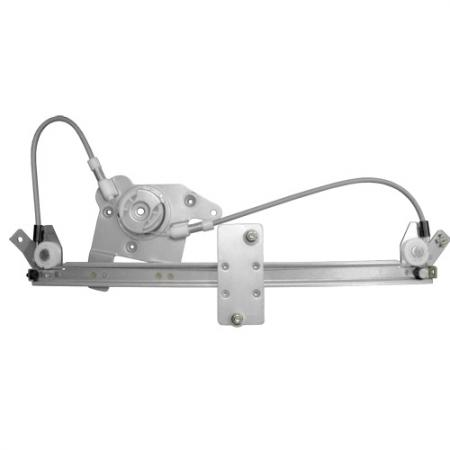 Front Right Window Regulator without Motor for Smart City Coupe, Fortwo 1998-07 - Front Right Window Regulator without Motor for Smart City Coupe, Fortwo 1998-07