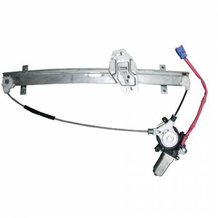 Front Left Window Regulator and Motor Assembly for Acura MDX 2003-06 - MDX 2003-2006 Front Left