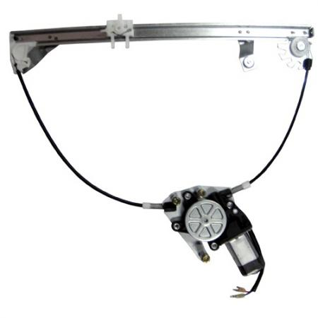 Multipla 1998-2004 Front Right Window Regulator - Multipla 1998-2004 delantero derecho