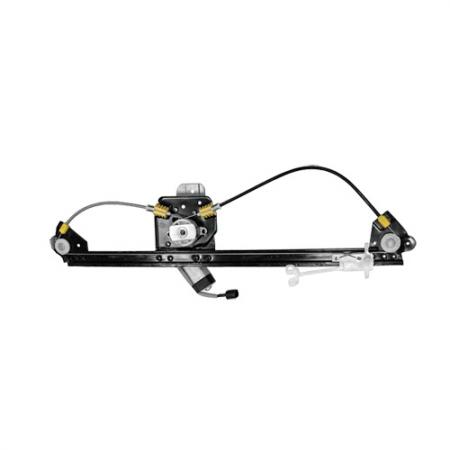 Trafic 2001-2014  Front Left Window Regulator - Window Regulator