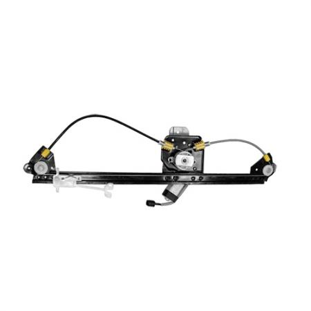 Front Right Window Regulator with Motor for Renault Trafic 2001-14 - Front Right Window Regulator with Motor for Renault Trafic 2001-14