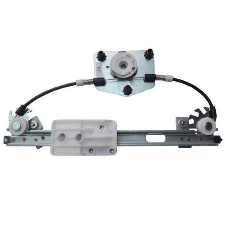 Rear Left Window Regulator without Motor for Seat Toledo 1998-04, Leon 1999-05 - Rear Left Window Regulator without Motor for Seat Toledo 1998-04, Leon 1999-05