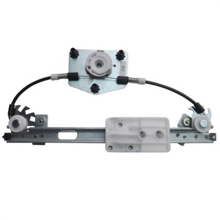 Rear Right Window Regulator without Motor for Seat Toledo 1998-04, Leon 1999-05 - Rear Right Window Regulator without Motor for Seat Toledo 1998-04, Leon 1999-05