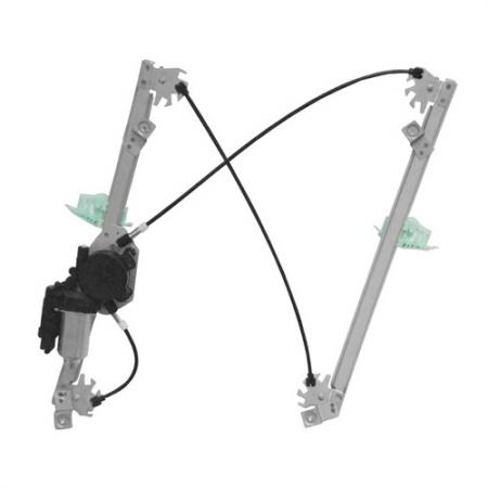 Front Right Window Regulator with Motor for Renault Meagne 2003-08 - Front Right Window Regulator with Motor for Renault Meagne 2003-08