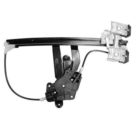 Rear Right Window Regulator without Motor for Skoda Octavia 1996-05 - Rear Right Window Regulator without Motor for Skoda Octavia 1996-05