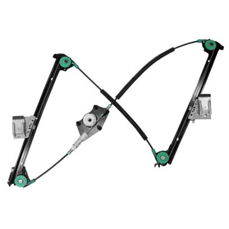 Front Left Window Regulator without Motor for Porsche 911, Boxster, Cayman 2006-12 - Front Left Window Regulator without Motor for Porsche 911, Boxster, Cayman 2006-12