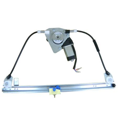 Front Right Window Regulator with Motor for Alfa Romero 147 2000-10 - Front Right Window Regulator with Motor for Alfa Romero 147 2000-10