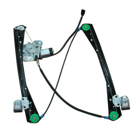 Front Right Window Regulator with Motor for Jaguar S-Type 1999-02 - Front Right Window Regulator with Motor for Jaguar S-Type 1999-02