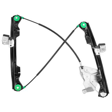 Front Right Window Regulator without Motor for Jaguar X-Type 2002-09 - Front Right Window Regulator without Motor for Jaguar X-Type 2002-09