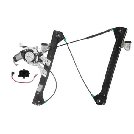 Front Right Window Regulator with Motor for Saab 9-3 2003-11 - Front Right Window Regulator with Motor for Saab 9-3 2003-11