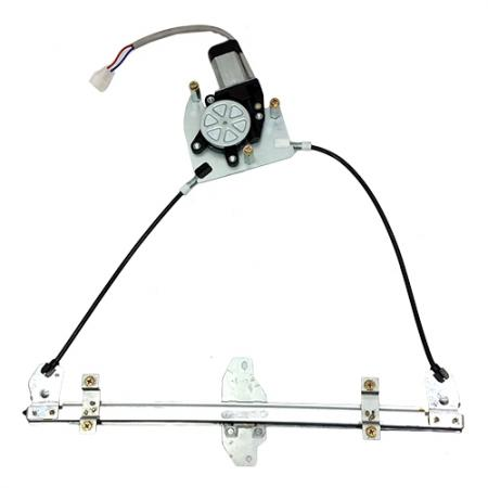 Front Right Window Regulator with Motor for Daewoo Lanos 1997-02 - Front Right Window Regulator with Motor for Daewoo Lanos 1997-02