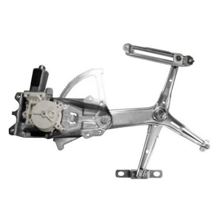 Corsa C 2000-06 Front Left - Corsa C 2000-06 Front Left Window Regulator