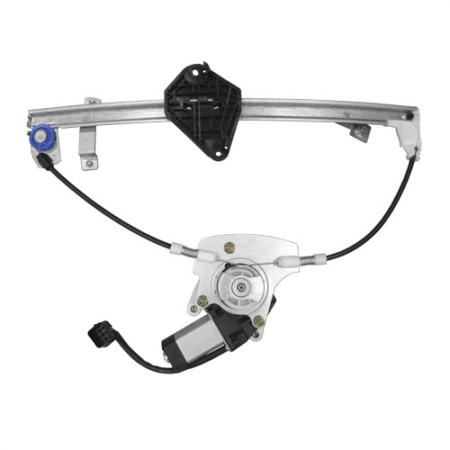 Rear Left Window Regulator with Motor for Subaru Forester 2009-13 - Rear Left Window Regulator with Motor for Subaru Forester 2009-13