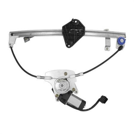 Rear Right Window Regulator with Motor for Subaru Forester 2009-13 - Rear Right Window Regulator with Motor for Subaru Forester 2009-13