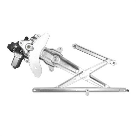 Rear Right Window Regulator with Motor for Vauxhall Nautica 2006-17 - Rear Right Window Regulator with Motor for Vauxhall Nautica 2006-17