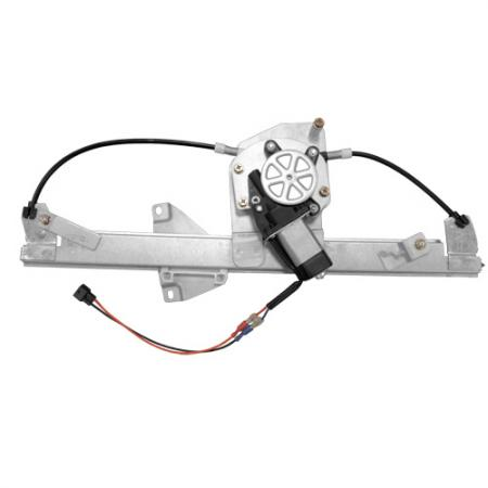 Rear Right Window Regulator with Motor for Saab 9-3 2003-11 - Rear Right Window Regulator with Motor for Saab 9-3 2003-11