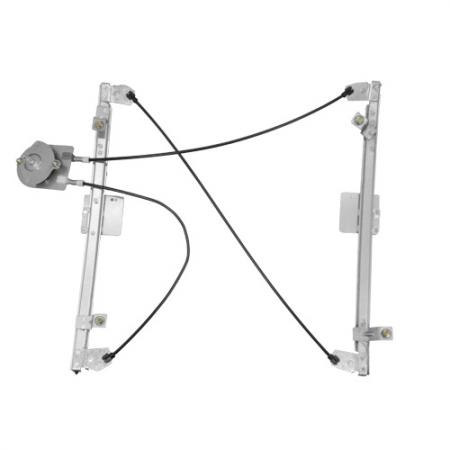 Front Right Manual Window Regulator for Peugeot Partner, Ranch 1996-07 - Front Right Manual Window Regulator for Peugeot Partner, Ranch 1996-07