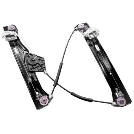 BMW F20 2010-2019 Front Right Window Regulator - F20 2010-2018 Front Right