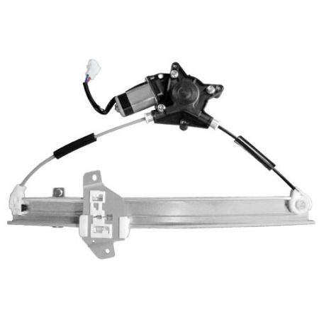 Front Left Window Regulator with Motor for Daewoo Matiz Creative 2-Door 2013-15 - Front Left Window Regulator with Motor for Daewoo Matiz Creative 2-Door 2013-15