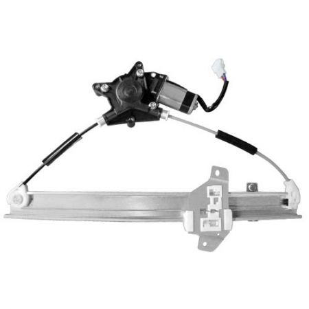 Front Right Window Regulator with Motor for Daewoo Matiz Creative 2-Door 2013-15 - Front Right Window Regulator with Motor for Daewoo Matiz Creative 2-Door 2013-15