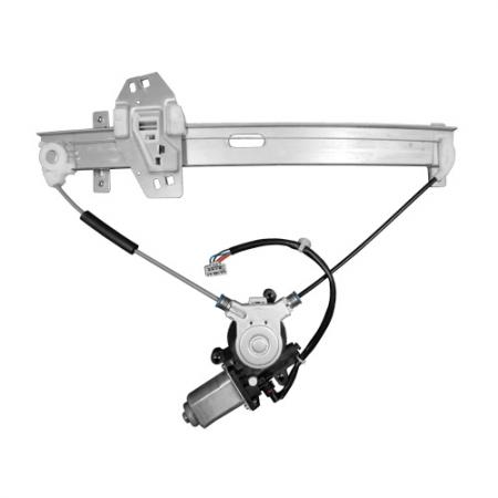 Front Left Window Regulator and Motor Assembly for Acura CL 2001-02 - Front Left Window Regulator and Motor Assembly for Acura CL 2001-02