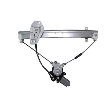 Front Right Window Regulator and Motor Assembly for Acura CL 2001-02 - Front Right Window Regulator and Motor Assembly for Acura CL 2001-02