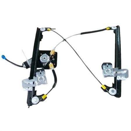 Front Left Window Regulator with Motor for Volkswagen Caddy 1996-04 - Front Left Window Regulator with Motor for Volkswagen Caddy 1996-04
