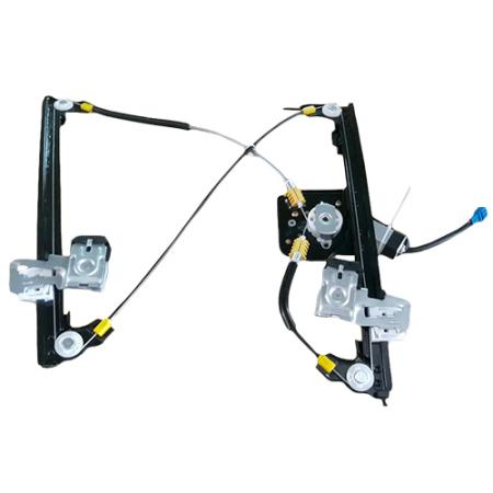 Front Right Window Regulator with Motor for Volkswagen Caddy 1996-04 - Front Right Window Regulator with Motor for Volkswagen Caddy 1996-04