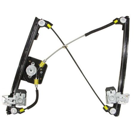 Front Left Window Regulator without Motor for Volkswagen Caddy 1996-04 - Front Left Window Regulator without Motor for Volkswagen Caddy 1996-04