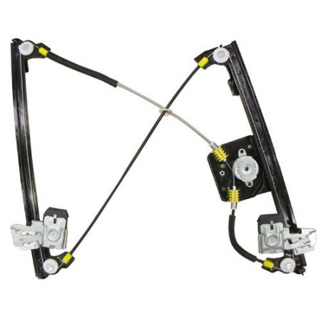 Front Right Window Regulator without Motor for Volkswagen Caddy 1996-04 - Front Right Window Regulator without Motor for Volkswagen Caddy 1996-04