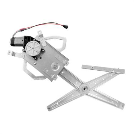 Front Right Window Regulator with Motor for Saab 9-5 1998-12 - Front Right Window Regulator with Motor for Saab 9-5 1998-12