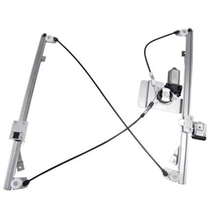 Jumper 2007-15 Front Left Window Regulator - Jumper 2007-2015 Front Left